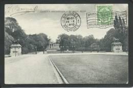 BELGIQUE... LAEKEN- BRUXELLES  EN 1910... LE PALAIS ROYAL.. ...C1331 - Monuments, édifices
