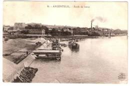 ARGENTEUIL Bords De Seine (L´Abeille) Val D´Oise (95) - Argenteuil