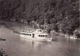 Tschechische Republik, Brnenská Prehrada 1962, Brno Dam, Vyletná Lod,  Gelaufen Nein - República Checa