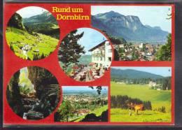 Rund Um Dornbirn - Ebnit,Rappenlochschlucht, Karren,Dornbirn,Bodele - Austria