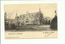 Seilles Château  ( Cachet Robert Pirson Jouets Librairie Rue Du Vigna 84 A Voir Dos ) - Andenne