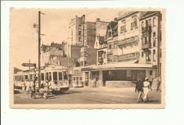Wenduine Tramstatie Tram - Wenduine