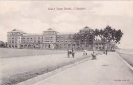 CEYLON - COLOMBO - GALLE FACE HOTEL - Sri Lanka (Ceylon)