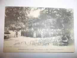 2pnx -  CPA  - CONTREXEVILLE - Le Guignol Au Parc - Terrasse Du Grand Café -  [88] - Vosges - Vittel Contrexeville