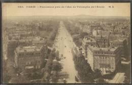 - CPA 75 - Paris, L'avenue Du Bois De Boulogne - Parks, Gardens