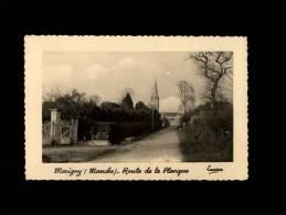 50 - MARIGNY - Route De La Panque - Autres Communes