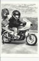 ENFANTS  -  MOTO A ROULETTES- CONTACT -- PHOTOGRAPHE :  STÉPHANE SANTINI - Ciclismo