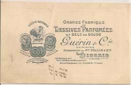 DISSAIS - PUB, Lessives Parfumées - GUERIN - France