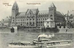 Avr13 539 : Koblenz (Coblence)  -  Regierungsgebäude - Koblenz