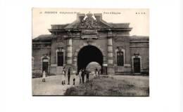 5 Pktn. Berchem: Edegemse Poort    - Borsbeekse Poort -     Berchemse Poort      - Mechelse P.      - Wilrijkse P. - Antwerpen