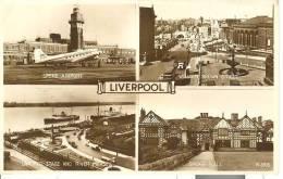 GRA024 - Liverpool - Speke Airport - Aereo Airplane - Liverpool