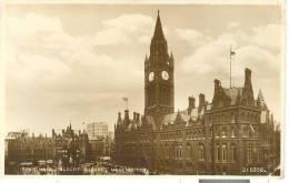 GRA026 - Manchester - Town Hall Albert Square - Manchester