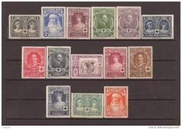 ES325-2178TCFR.España.Spa In,Espagne CRUZ ROJA ESPAÑOLA 1926 (Ed 325/38**)sin Charnela.MAGNIFICA - Familias Reales