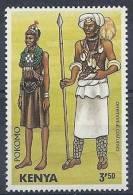130203117  KENYA  YVERT   Nº  311  **  MNH - Kenya (1963-...)