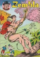 Zembla N° 302 - Editions LUG à Lyon - Mars 1980 - TBE - Zembla