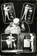 Réf : R-12-678  : Le Magicien Blanc ( Carte Dédicacée) (autographe) (magie, Prestidigistation, Illusionniste ) - Non Classificati