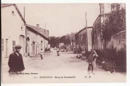 54  ECROUVES   Bourg De Grandménil - France