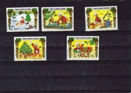 """Turks & Caicos (1985) - """"Donald"""" Neufs** - Turks And Caicos"""