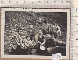 PO9059B# FOTOGRAFIA - MONASTERO DI LANZO - CHIAVES - FONTANA Anni '30 - Luoghi