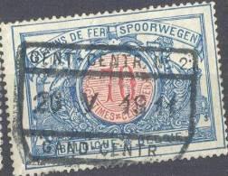 _Yb197: N° TR38: GENT-CENT.N°2 // GAND CENTR. - Spoorwegen