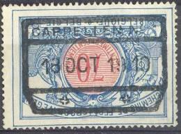_Yb195: N° TR38: CAPELLEN N°1 // +__+ - Spoorwegen