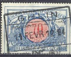 _Yb194: N° TR38: GHLIN  // +__+ - Spoorwegen