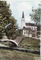 KAUTENBACH (Luxembourg) - La Clerf - Eglise - Pont- Rue Du Village- Carte GRAND FORMAT- VOIR 2 SCANS - - Autres