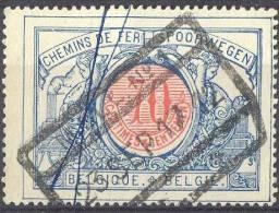_Yb188: N° TR38: MOLL N°1  //  +__+ - Spoorwegen