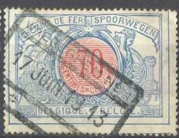 _Yb186: N° TR38: WAERGHEM N°1  //  +__+ - Spoorwegen