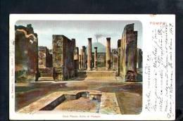 F263 Ed. Trenkel - Casa Pausa, Edile Di Pompei - V. 1904 - Storia Romana, Roman History, Antichita, Antichity - Pompei