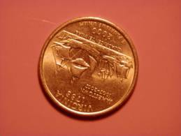 1/4 Dollar 2000 Virginia - Federal Issues