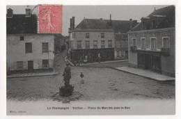 VERTUS - Place Du Marché Jean Le Bon - Vertus