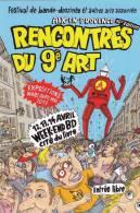 Carte Postale LOLMEDE Laurent Festival BD Aix En Provence 2013 - Postcards