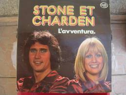 33T.STONE Et CHARDEN.  L'avventura...  12 Titres. - Vinyles