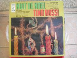 33T.Tino ROSSI. NUIT DE NOEL. 12 Chansons De Noël. - Christmas Carols