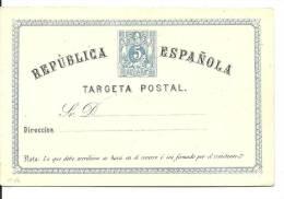 E.POSTAL  Nº1 - 1850-1931
