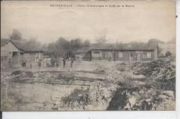 BETHENIVILLE - Place Communale Et Café De La Mairie - Bétheniville