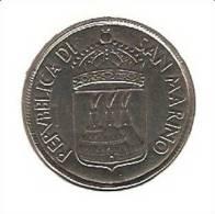 SAN MARINO 50 LIRE 1973 PICK KM27 UNC - San Marino