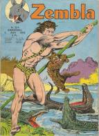 Zembla N° 224 - Editions LUG à Lyon - Avril 1975 - BE - Zembla