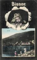 Bienne Le Lac 1905 Postcard - BE Berne