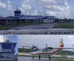 Airport - Aéroport - Guyana - Gerorgetown - Ogle International Airport - Aérodromes