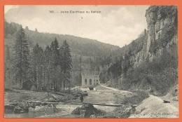 W217, Usine Electrique Du Refrain, Frontière Franco - Suisse, Le Doubs, 765, Non Circulée - Non Classés
