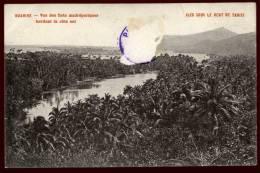 Cpa  De Tahiti Iles Sous Le Vent Huahiné  Vue Des îlots Madréporiques Bordant La Côte Est     FRVA1 - Tahiti