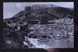 MONACO SUPERBE TIMBRE AU DOS - Monaco