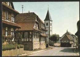 HOFFEN La Route Des Villages Pittoresques Wissembourg 1987 - Wissembourg