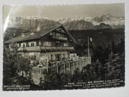 BOLZANO - San Genesio Presso Bolzano - Albergo Pensione E Caffè Ristorante Belvedere - Bolzano (Bozen)