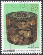 Japan, 62 y. 1993, Sc # 2212, Mi # 2181, used