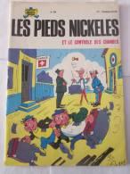 LES PIEDS NICKELES ET LE CONTROLE DES CHANGES - Pieds Nickelés, Les