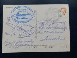 34/959    CP  ALLEMAGNE - Schiffahrt