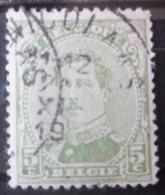 BELGIQUE N°137 Oblitéré - Used Stamps